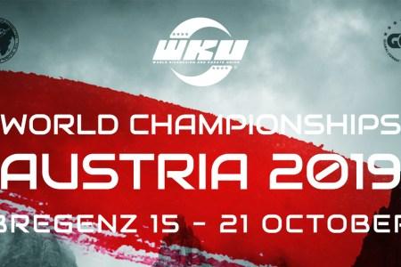 WKU Weltmeisterschaft 2019 in Bregenz /Österreich