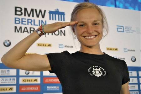 Spitzensport-Reservistin Anna Hahner – Tokio 2020: Planziel Marathon auf dem Radar