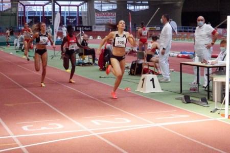 Maskierter Leichtathletik-Start ins Tokioter Olympiajahr – Im Tempoexpress durch Geisterarenen