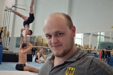 Erik Leppuhner, Dresdens Orchideen-Sportsoldat – Exotisch. Nichtolympisch. Faszinierend. Akrobatisch.