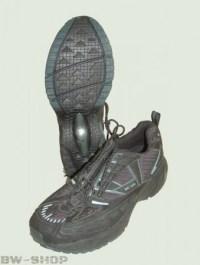 Original Bundeswehr Sportschuhe Bw Hallenschuhe wei Sneaker