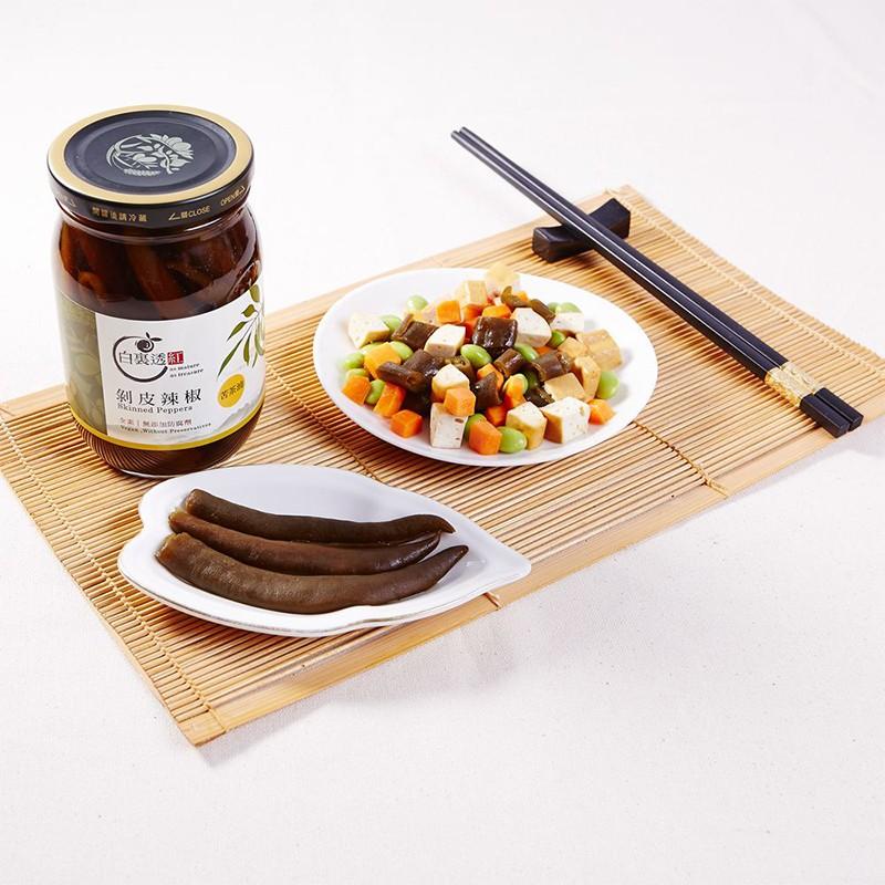 【臺東聖果蜜多】1瓶 白裏透紅剝皮辣椒-苦茶油 - 聖果蜜多 - 米 麵 醬料 - 線上購物