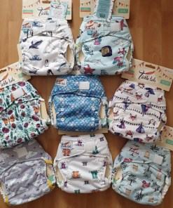 Tickle Tots 2s AI2 nappy range