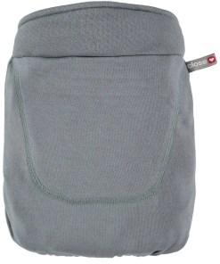 Close Caboo +Organic - Pewter_Bag