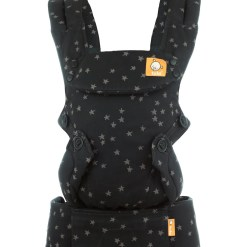 Discover colourway Tula Explore - black with grey stars