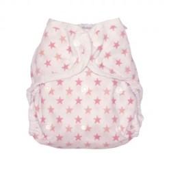 Muslinz Pink Star Size 2 Wrap
