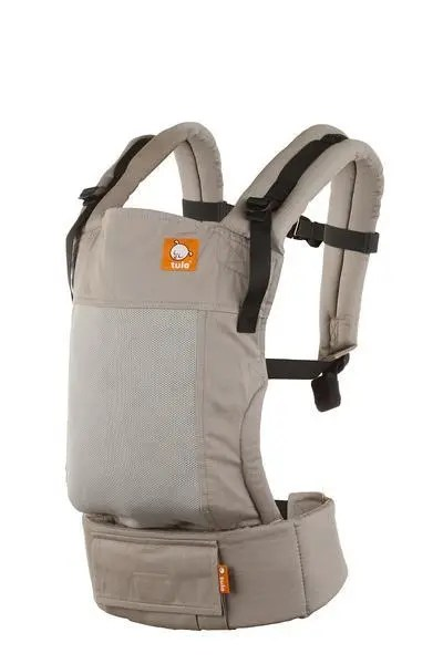 Tula FTG Coast Overcast grey with grey mesh panel