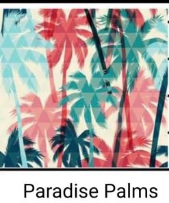 Bells Bumz Paradise Palms BTP nappy print
