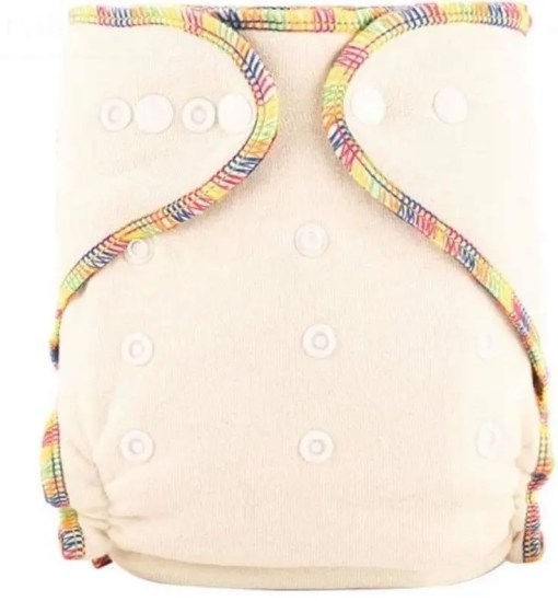 Bells Bumz Fitted Hemp and Bamboo Nappy