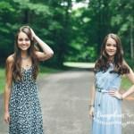 • Katie & Hannah •