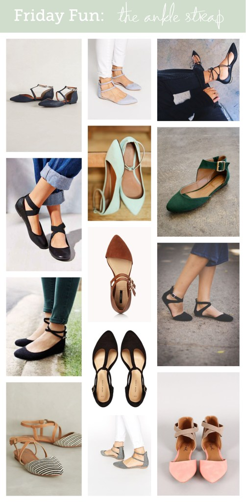 Friday Fun: The Ankle Strap