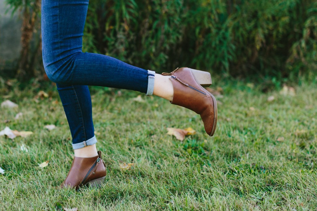 Favorite Fall Ankle Boots