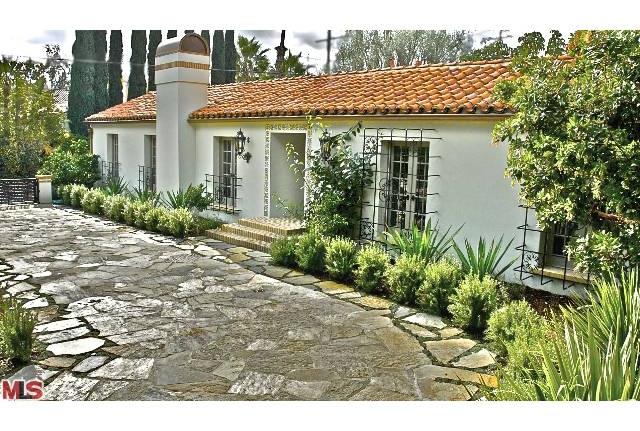 Oh The Classic Spanish Hacienda Los Angeles California