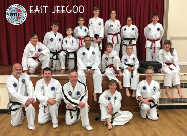 Black Belts East JeeGoo