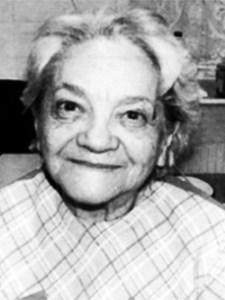 1915–2011 Margareta Giurgea