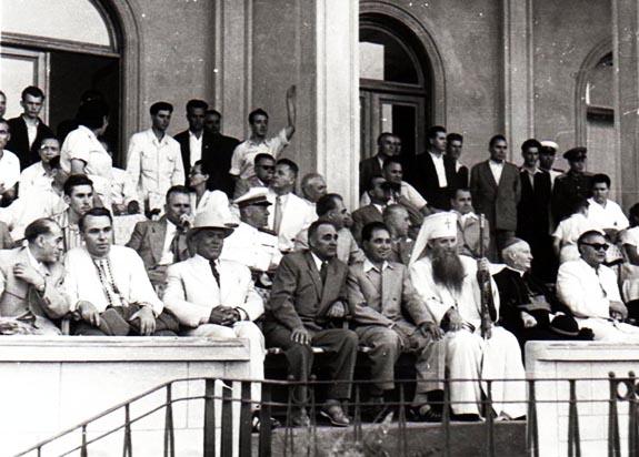 1953b Deschiderea Oficială A Festivalului Mondial Al Tineretului şi Studenţilor