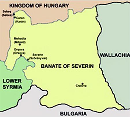 1233 Banatul De Severin