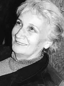 1931-2020 Alice Mănoiu