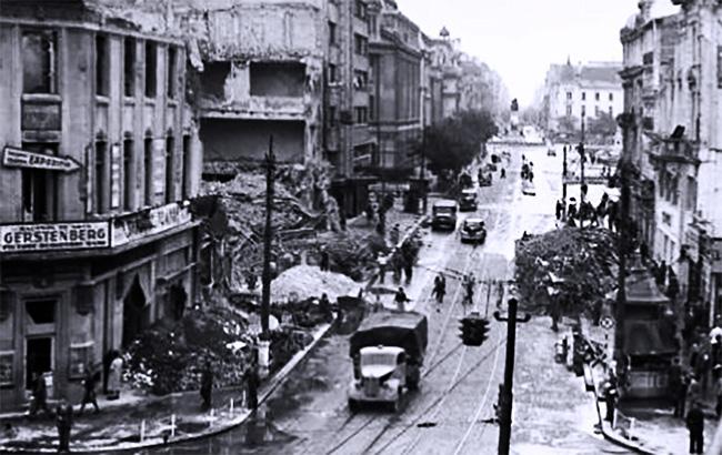 Bombardamente Ale Aviației Germane Asupra Bucureștiului