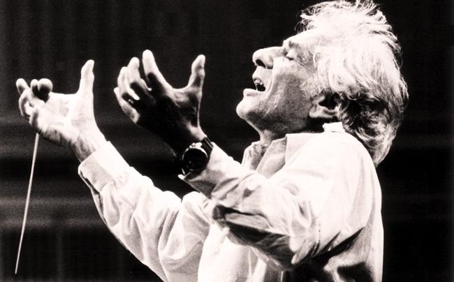 Leonard Bernstein (1918-1990) 21