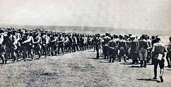 1916c Trupe Române în Dobrogea