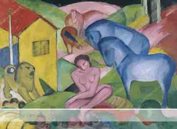 Der Traum (The Dream), 1912