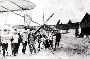 1912 Aurel Vlaicu & Vlaicu 2, Aspern