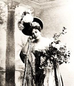 Hariclea Darclée în Tosca (2)