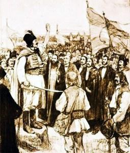 1849 A treia bătălie de la Abrud