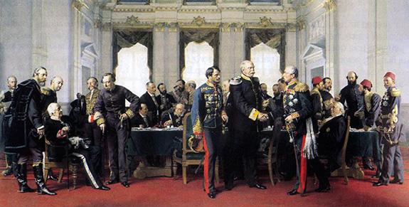 1878 Congresul de la Berlin