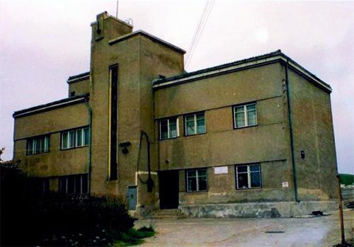 1932 Institutul de Biooceanografie din Constanța