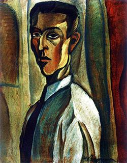 1903-1966 Victor Brauner Autoportret