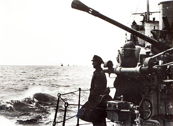 1941 Contraatac la raidul aerian sovietic