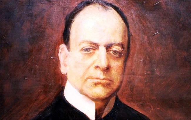Constantin I. Nottara (1859-1935) - detaliu