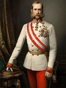 1867 Franz Joseph I