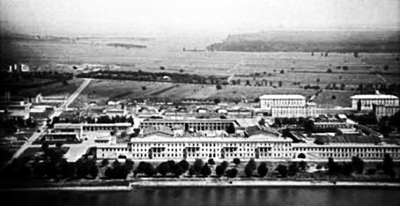 1951 Centrul de producţie cinematografică Buftea