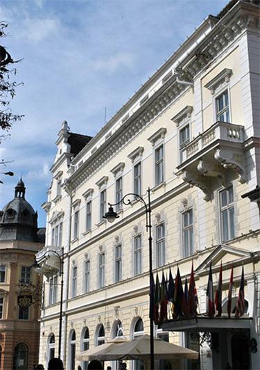 1863-1864 Clădirea în Care și-a Desfășurat Lucrările Dieta Transilvaniei La Sibiu