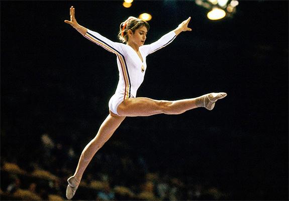 1976 Nadia Comăneci, Olimpiada De La Montreal