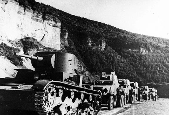 1940 Incidentul armat de la Giurgiulești
