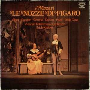 Le Nozze di Figaro. Poster