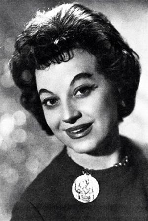 Elena Cernei (1924-2000)
