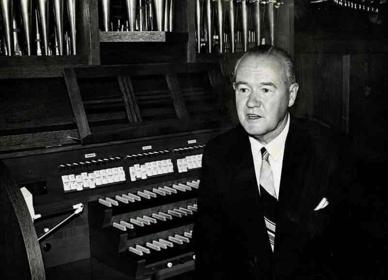 E. Power Biggs (1906-1977)