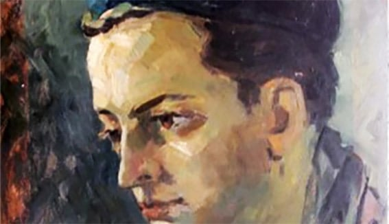 Self Portrait - detail