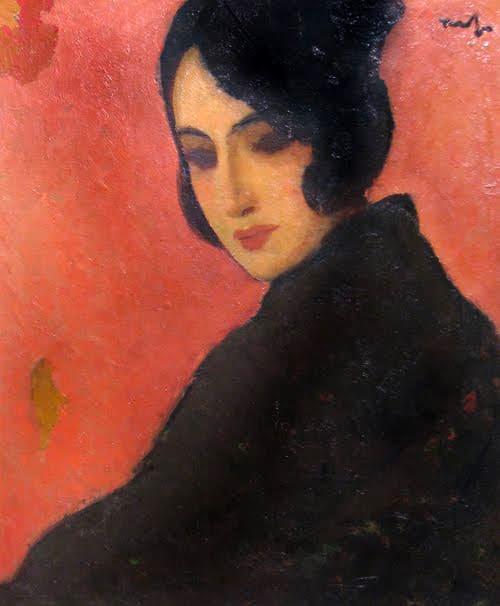 The Spanish Woman