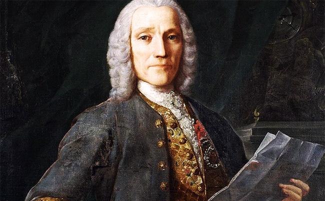 Domenico Scarlatti (1685-1757) -cover21