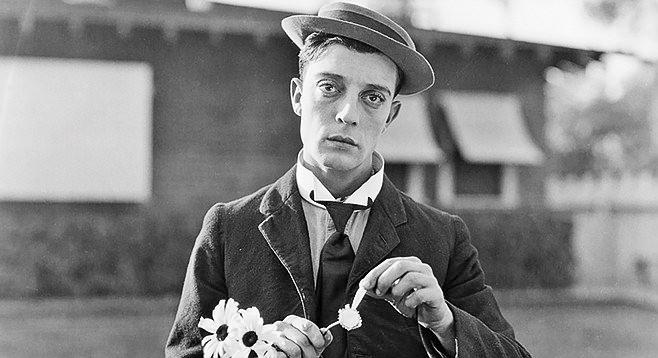 4 - Buster-Keaton-1895-1966