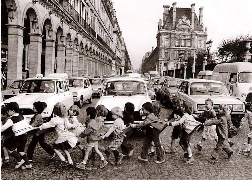 Les Tabliers de la Rue Rivoli
