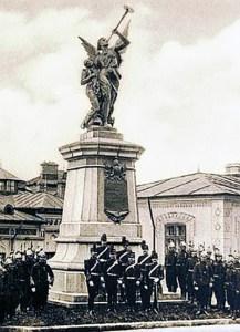 1901 Monumentul Eroilor Pompieri