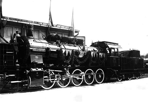 1926 Locomotiva Regele Ferdinand
