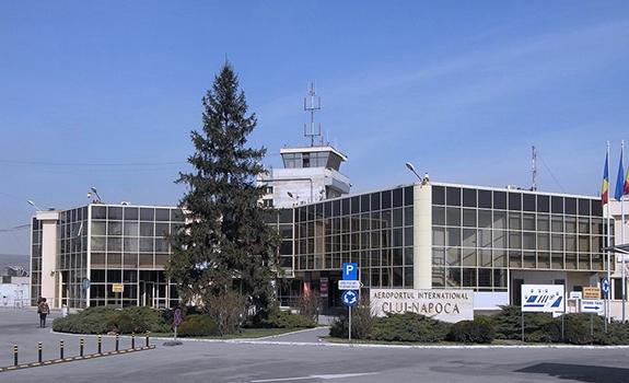 1996 Aeroportul Din Cluj–napoca